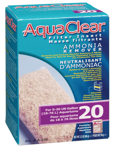 AQUACLEAR AMONIA MINI