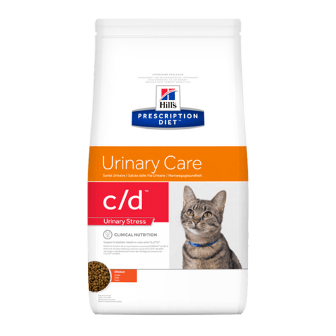 Alimento Hill's c/d Multicare Feline Urinary Stress