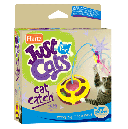 Juguete Just for Cats Cat Catch Para gatos