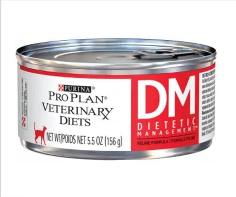 Alimento PRO PLAN Veterinary Diets Dietetic Management Húmedo 156g