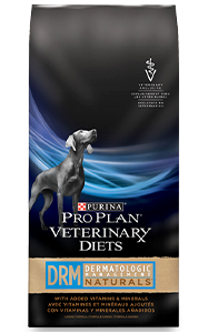Alimento Pro Plan Veterinary Diets DRM Dermatologic Management Naturals 2.72kg
