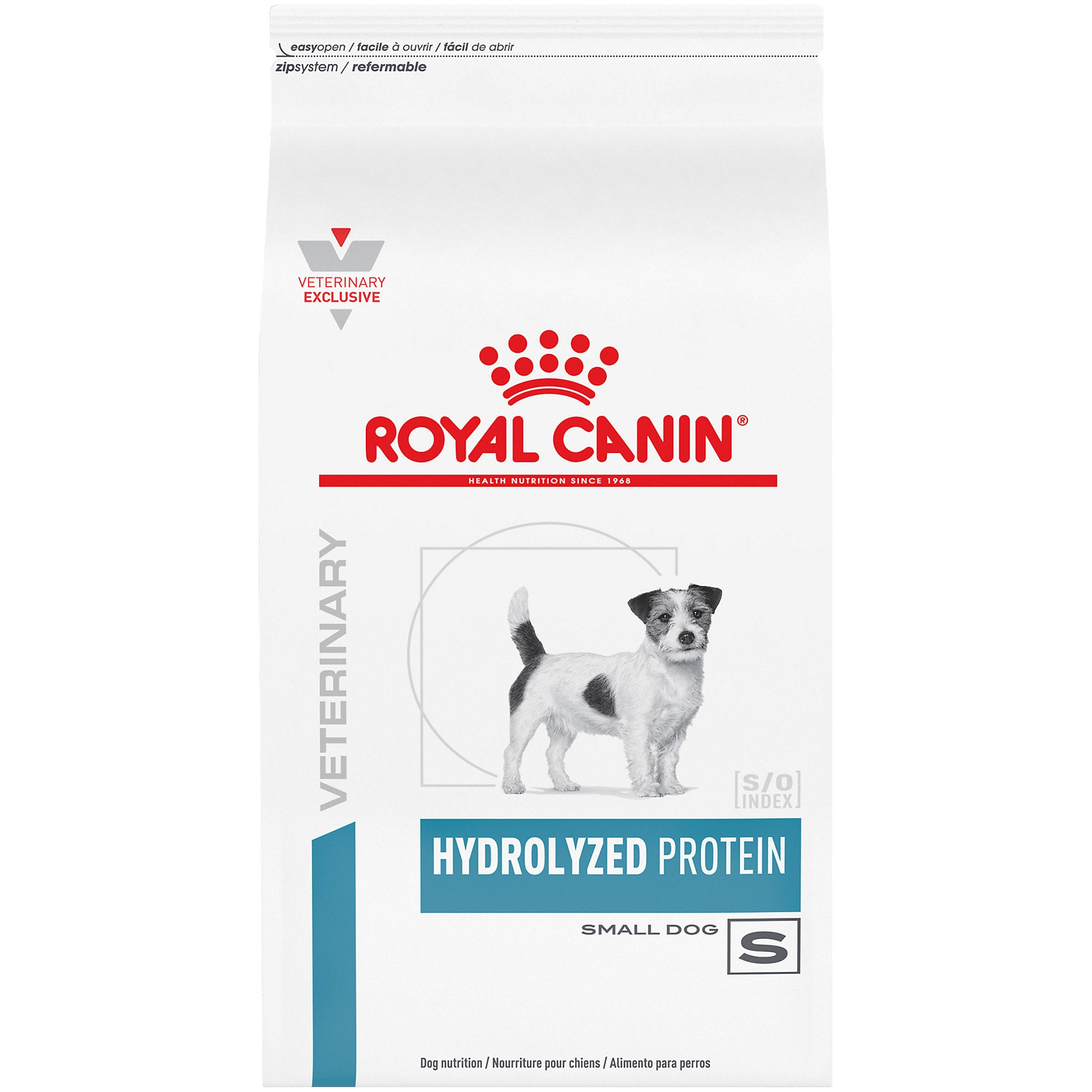 Alimento Royal Canin Hydrolized Protein Small Dog 4kg
