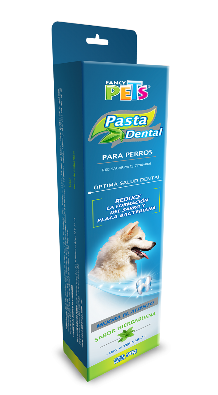Pasta Dental Fancy Pets Para Perro