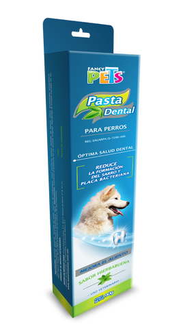 Pasta Dental Fancy Pets Para Perro 90g