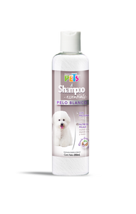 Shampoo Fancy Pets Essentials Pelo Blanco