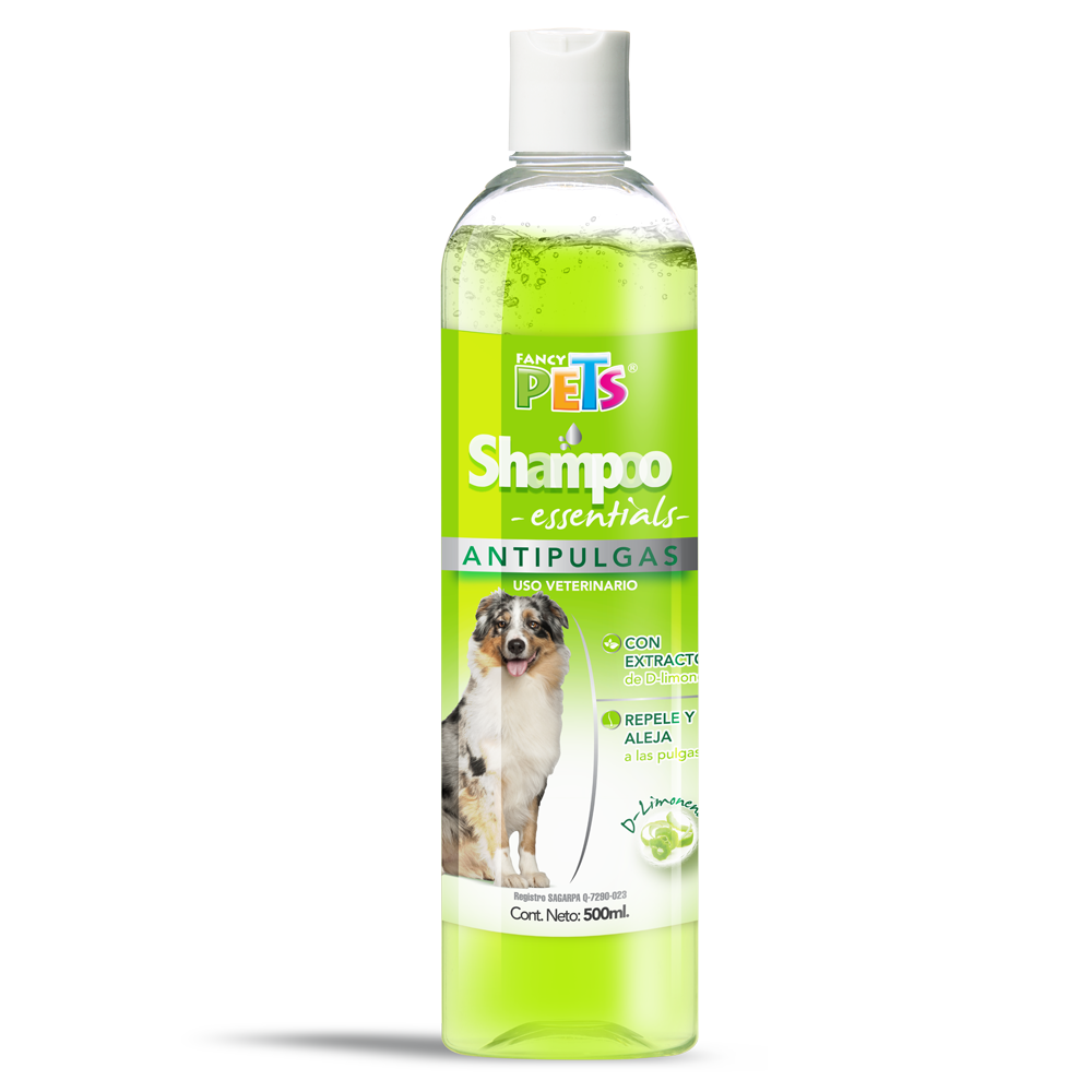 Shampoo Fancy Petts Essentials Antipulgas