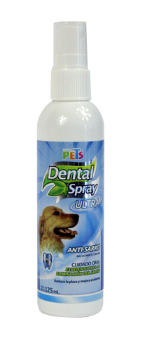 Spray Fancy Pets Dental Ultra Para Perros 125ml