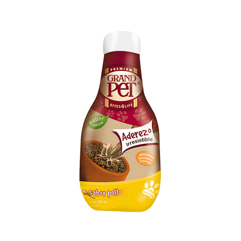 Aderezo Natural Gourmet Pollo 250ml