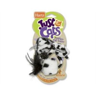Juguete Just For Cats Pelota Emplumada