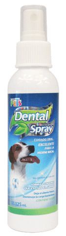 Spray Fancy Pets Dental Para Perro 125ml