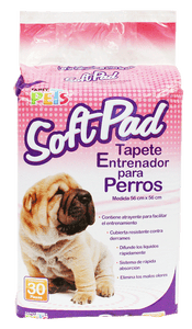 Tapete Entrenador Fancy Pets Soft Pad 30pzas