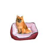 Luny Pet's Cama Cuadrada Princess