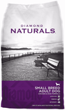 Alimento para perro Diamond Chicken & Rice Small Breed Adult Dog Naturals