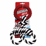 Juguete para perro Dogzilla Active Rope and Ring Tug