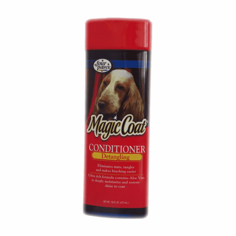 Acondicionador para perro Four Paws Magic Coat Conditioner detangling