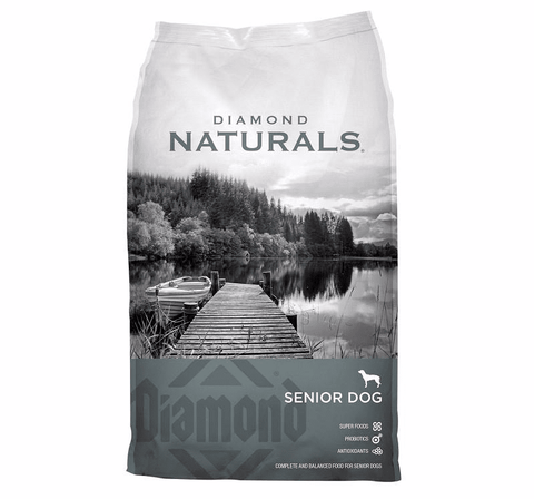 Alimento para perro Diamond Senior Dog Naturals