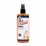 Spray aromatizante de aliento para perros Four paws Pet Dental