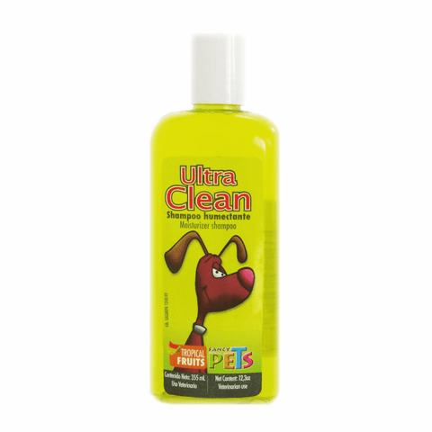 Shampoo humectante para perro Fancy Pets Ultra Clean tropical fruit