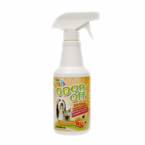 Removedor de olores Fancy Pets Odor off