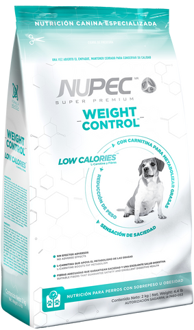 Alimento NUPEC Weight Control