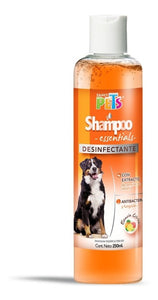 Shampoo Fancy Pets Essentials Desinfectante