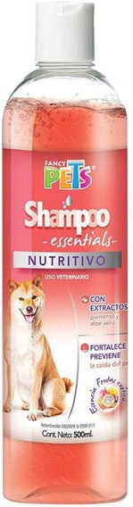 Shampoo Fancy Pets Essentials Nutritivo