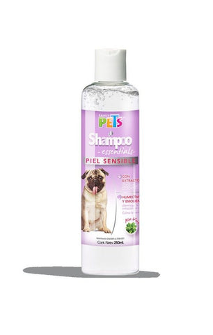 Shampoo Fancy Pets Essentialss Piel Sensible