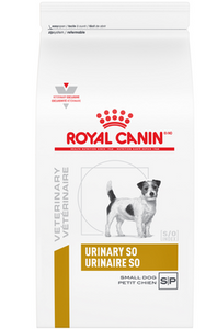 Alimento Royal Canin Urinary SO Small Dog 4kg