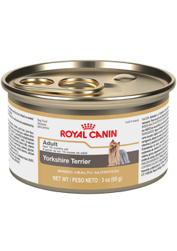 Alimento Royal Canin BHN Yorkshire Terrier Adulto Lata