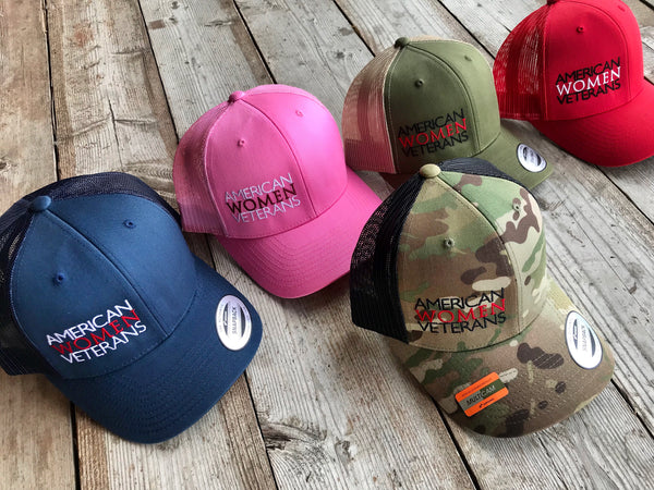 AWV Trucker Hats
