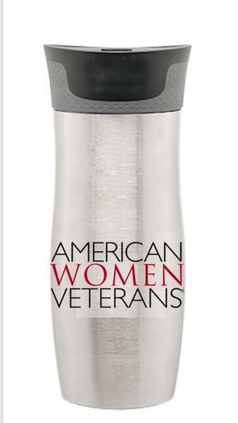 AWV Stainless Steel Travel Mug