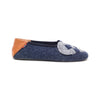 Elskling Slippers Blue/Grey Felt