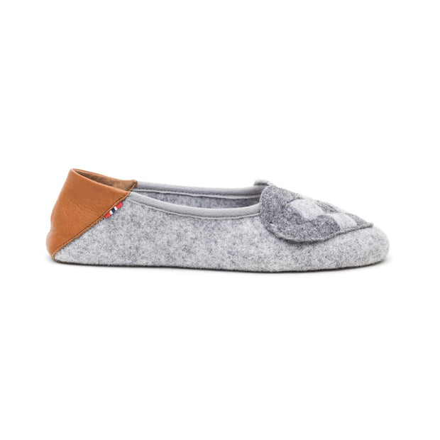 Elskling Felt Slippers | Grey