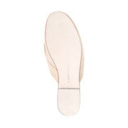 """Elskling"" Leather Flat Heel Mules 