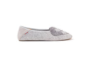 Elskling Slipper | Felt | Grey