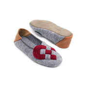 """Elskling"" Felt Slippers 