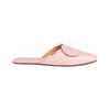 Elskling Leather Mule Blush