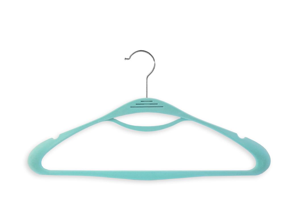 Tiffany Blue Couture Hangers - Set of 8