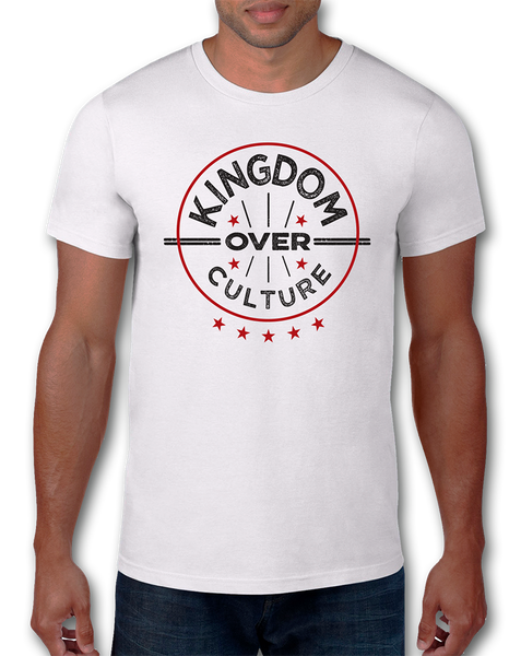 Kingdom Over Culture - White