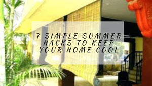 Summer hacks to keep your home cool