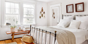 How to Style White Rooms