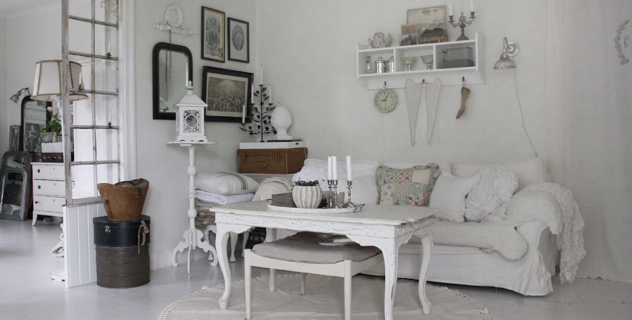 Shabby Chic Style for the Vintage-Inspired Home