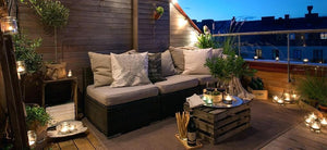Balcony decor tips