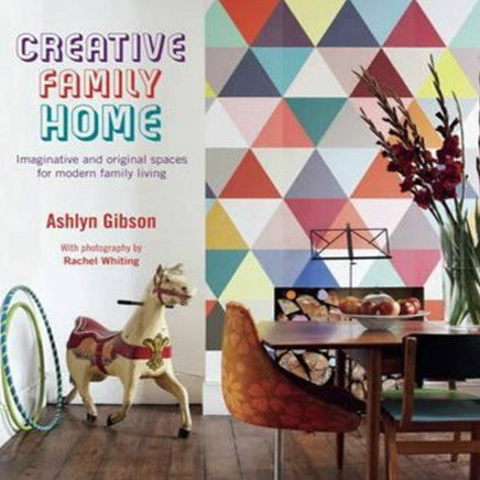 Creative Family Home by Ashlyn Gibson