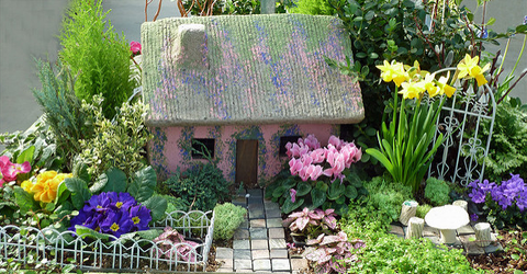 What are the best plants for miniature garden