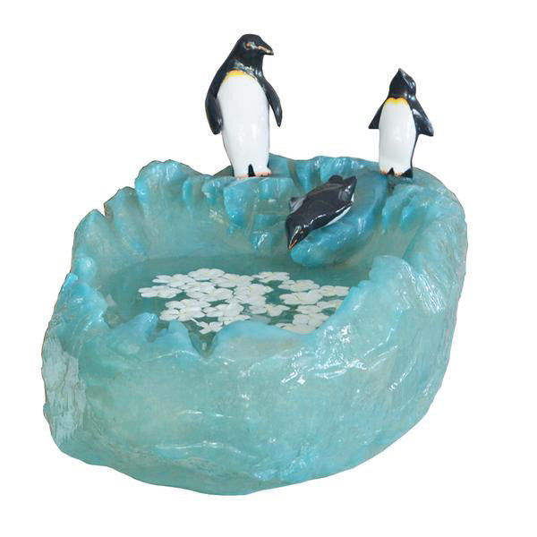 Decorative Penguin designed Uruli