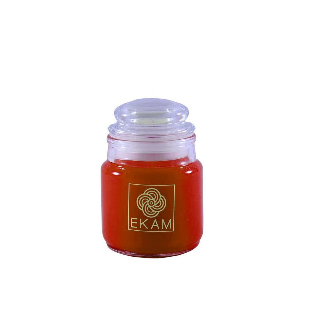 Ekam cinnamon scented candle | Jar candles
