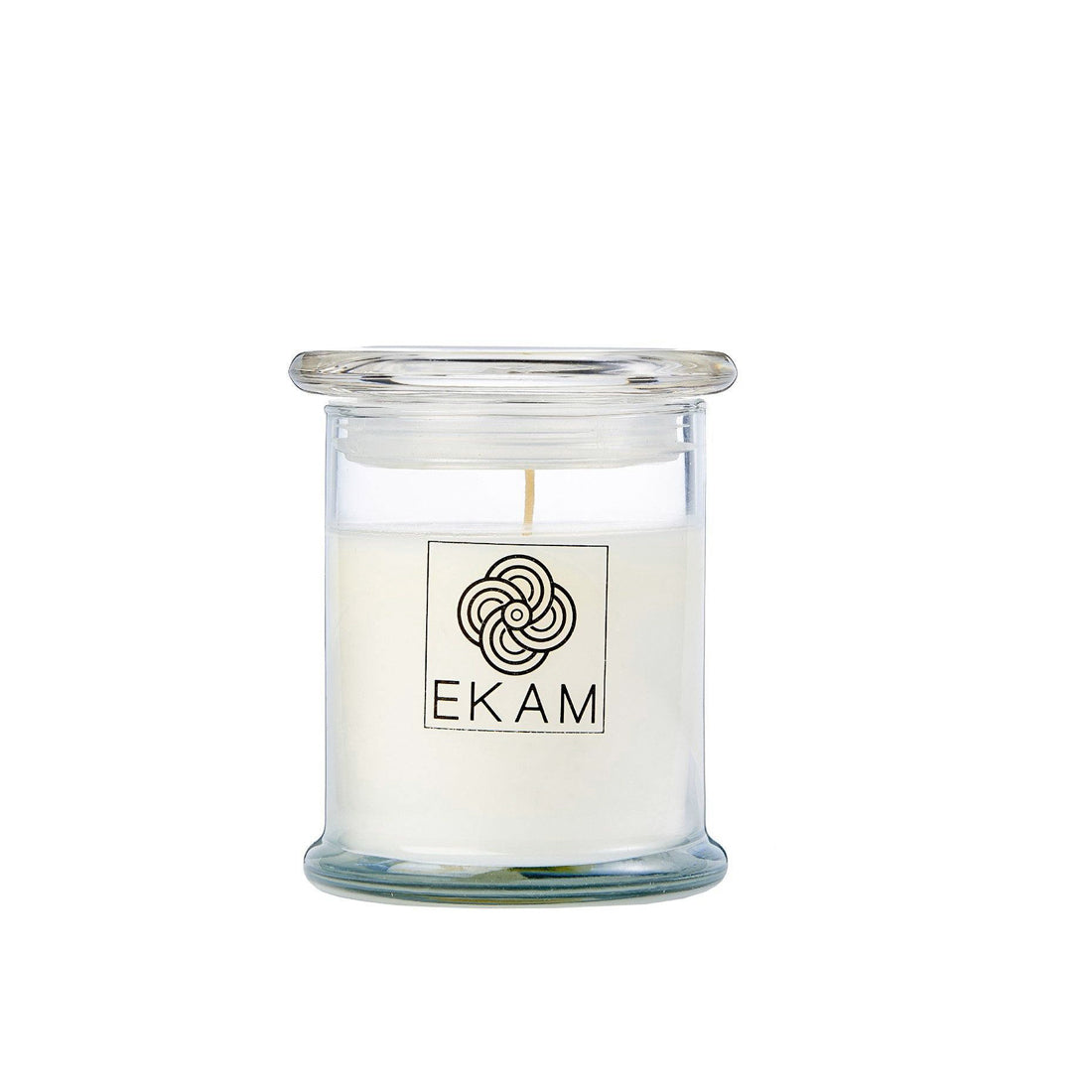 Fresh Cotton Scented Ring Jar Candle