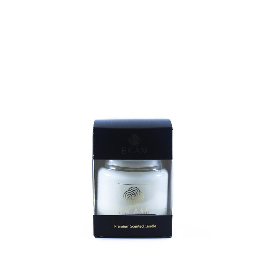 Fresh Cotton Scented Candle | Ekam candles online