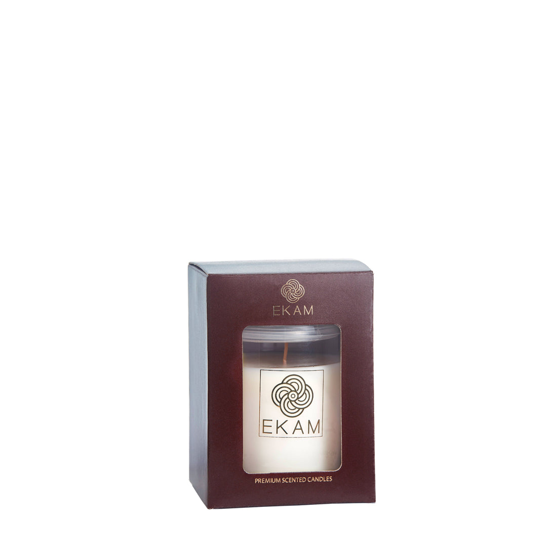 Ekam's Cotton Scented Candle